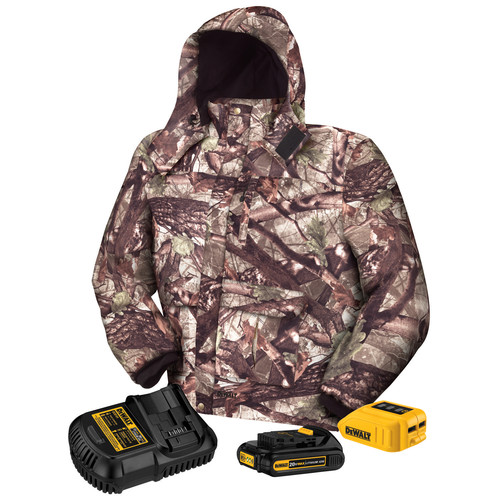 Dewalt DCHJ062C1-3XL 12V/20V Lithium-Ion Heated Hoodie Kit