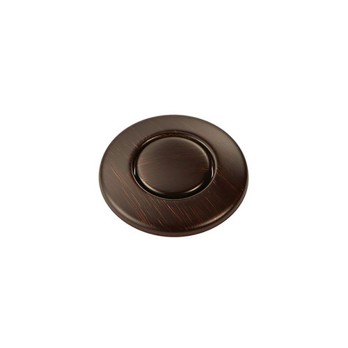 InSinkerator STC-CRB SinkTop Switch Button (Classic Oil Rubbed Bronze) image number 0