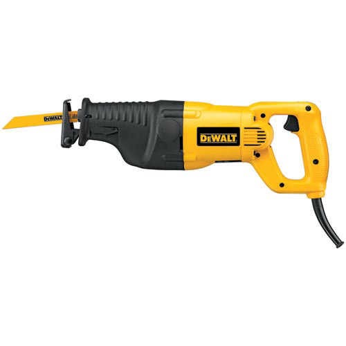Dewalt DW310K 1-1/8 in. 12 Amp Reciprocating Saw Kit