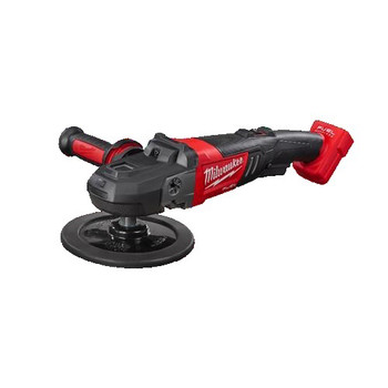 Milwaukee 2738-20 M18 FUEL Lithium-Ion 7 in. Variable Speed Polisher (Tool Only)
