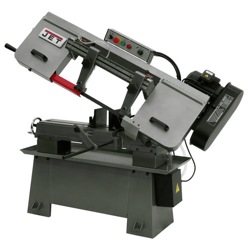 JET J-7015 8 in. x 13 in. 1.5 HP Horizontal Band Saw 115V image number 0