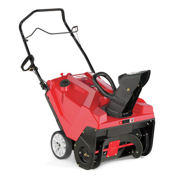 Troy-Bilt 31A-2M5G766 21 in. 123cc Single-Stage Snow Thrower with Gas Engine