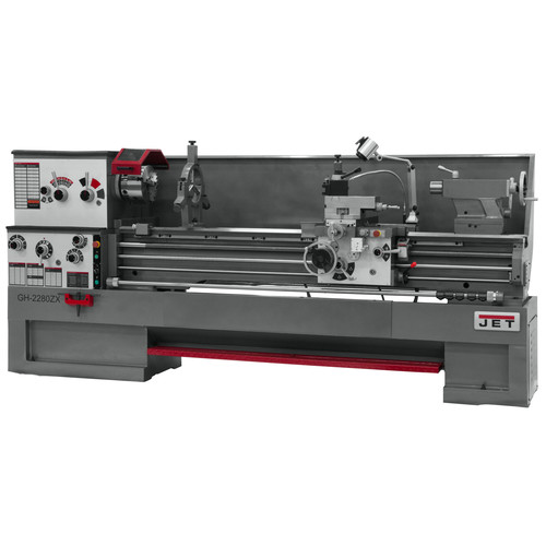 JET GH-1880ZX Large Spindle Bore Precision Lathe