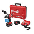 Milwaukee 2705-22 M18 FUEL 5.0 Ah Cordless Lithium-Ion 1/2 in. Drill Driver Kit with ONE-KEY Connectivity