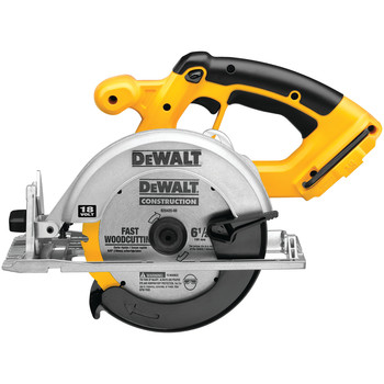 Dewalt DC390B 18V XRP Cordless 6-1/2 in. Circular Saw (Tool Only) image number 1