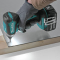 Makita XT284SX1 18V LXT Lithium-Ion Brushless Cordless Impact Driver / Impact Wrench Combo Kit (3 Ah) image number 11