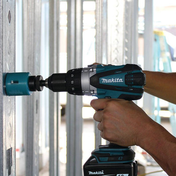 Makita XPH03Z 18V LXT Lithium-Ion 3/8 in. Cordless Hammer Drill Driver (Tool Only) image number 3