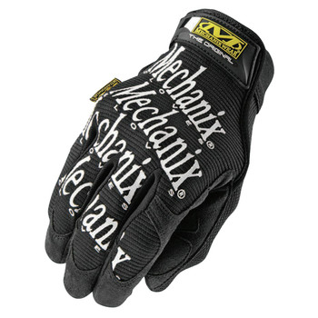 Mechanix Wear MG-05-009 Mechanix Original Gloves - Medium, Black