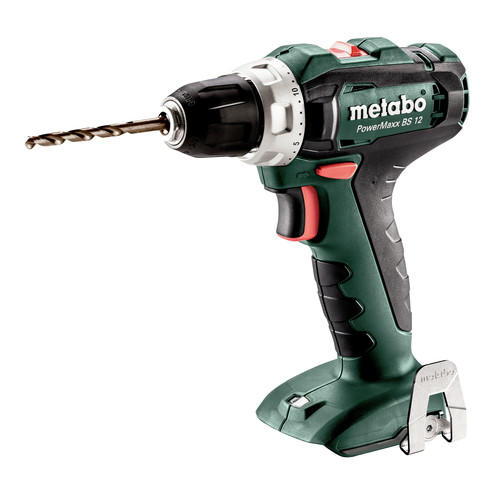 Metabo 601036890 12V PowerMaxx BS 12 Lithium-Ion Brushless Compact 3/8 in. Cordless Drill Driver (Tool Only) image number 0