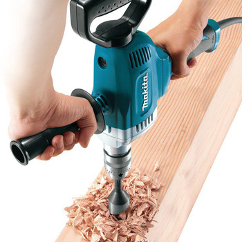 Makita DS4012 8.5 Amp 0 - 600 RPM Variable Speed 1/2 in. Corded Drill with Spade Handle image number 2