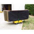 Saw Trax DM 700 lb. Capacity Dolly Max All-Terrain Multi-Use Utility Cart image number 11