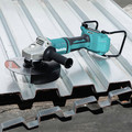 Makita XAG23ZU1 18V X2 LXT Lithium-Ion Brushless Cordless 9 in. Paddle Switch Cut-Off/Angle Grinder with Electric Brake and AWS (Tool Only) image number 7