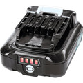 Makita BL1021BDC1 12V max CXT 2 Ah Lithium-Ion Battery and Charger Kit image number 3