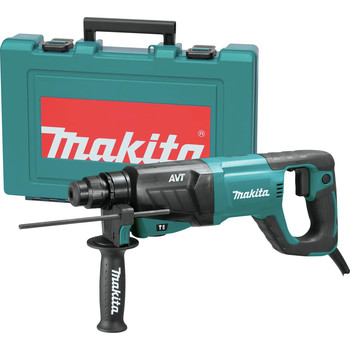 Factory Reconditioned Makita HR2641-R 1 in. AVT SDS-Plus D-Handle Rotary Hammer image number 0