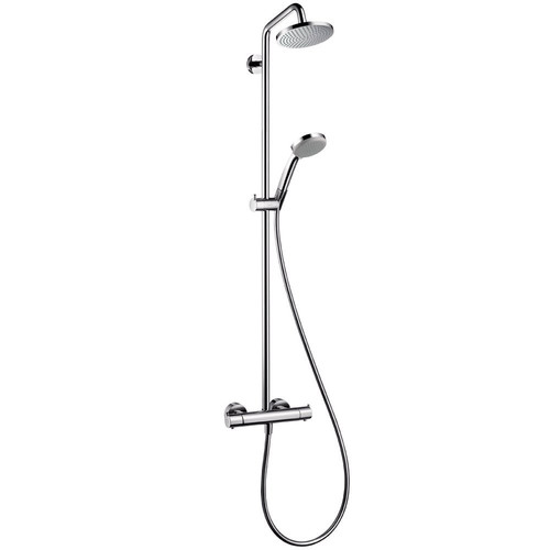 Hansgrohe 27169001 2.0 GPM Croma Green Showerpipe (Chrome)