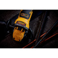 Dewalt DCG416B 20V MAX Brushless Lithium-Ion 4-1/2 in. - 5 in. Cordless Paddle Switch Angle Grinder with FLEXVOLT ADVANTAGE (Tool Only) image number 5
