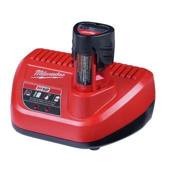 Milwaukee 2457-21P M12 3/8 in. Ratchet with FREE REDLITHIUM CP1.5 Ah Battery image number 4