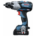 Bosch GSB18V-755CB25 18V Lithium-Ion Brute Tough Connected Ready 1/2 in. Cordless Hammer Drill Kit (4 Ah) image number 2