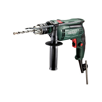 Metabo 600671420 SBE 650 6.5 Amp 2800 RPM 1/2 in. Corded Hammer Drill