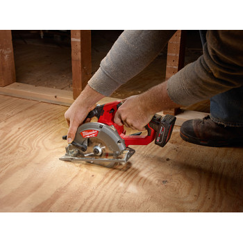 Milwaukee 2530-20 M12 FUEL Lithium-Ion 5-3/8 in. Circular Saw (Tool Only) image number 2