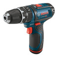 Bosch CLPK241-120 12V Max Lithium-Ion 3/8 in. Hammer Drill & Impact Driver Combo Kit image number 1