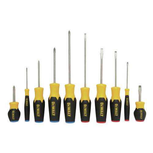 Dewalt DWHT62513 10-Piece Screwdriver Set