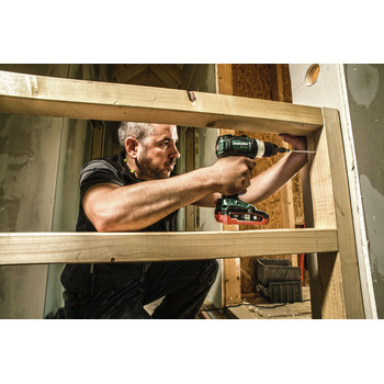 Metabo 602325890 18V BS 18 LT BL Lithium-Ion Brushless 1/2 in. Cordless Drill (Tool Only) image number 2