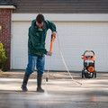 Generac 7122 3,200 PSI 2.7 GPM SpeedWash Gas Pressure Washer image number 6