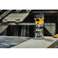 Dewalt DCW600B 20V MAX XR Cordless Compact Router (Tool Only) image number 6