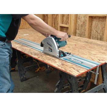 Factory Reconditioned Makita SP6000J-R 6-1/2 in. Plunge Circular Saw image number 2