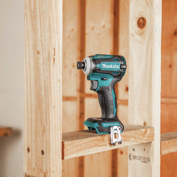 Makita XDT16Z 18V LXT Lithium-Ion Brushless Quick-Shift Mode 4-Speed Impact Driver (Tool Only) image number 5