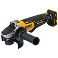 Factory Reconditioned Dewalt DCG413BR 4.5 in. Angle Grinder with Brake (Tool Only) image number 1
