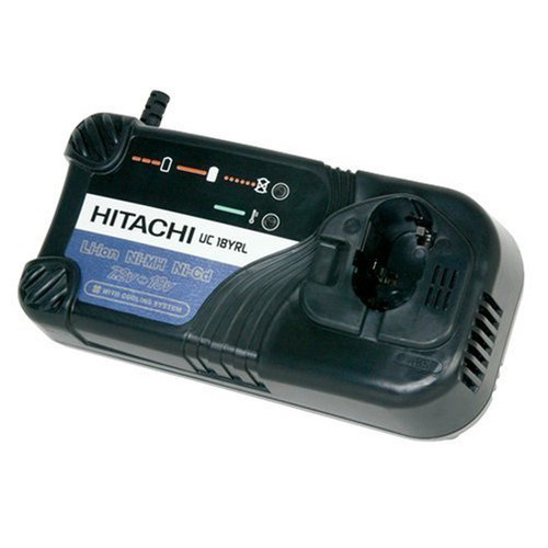 Hitachi UC18YRL 7.2V - 18V Multi-Voltage Charger