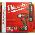 Factory Reconditioned Milwaukee 2656-81 M18 Lithium-Ion 1/4 in. Hex Impact Driver image number 2