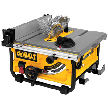 Factory Reconditioned Dewalt DWE7480R 10 in. 15 Amp Site-Pro Compact Jobsite Table Saw image number 1