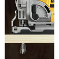 Dewalt DCS331M1 20V MAX Lithium-Ion 3000 SPM Cordless Jigsaw Kit (3 Ah) image number 8