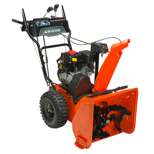 Ariens 921046 Deluxe 28 254CC 2-Stage Electric Start Gas Snow Blower with Headlight
