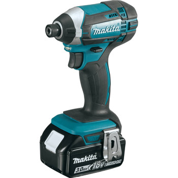 Factory Reconditioned Makita XDT111-R 18V LXT 3.0 Ah Cordless Lithium-Ion 1/4 in. Hex Impact Driver Kit image number 1