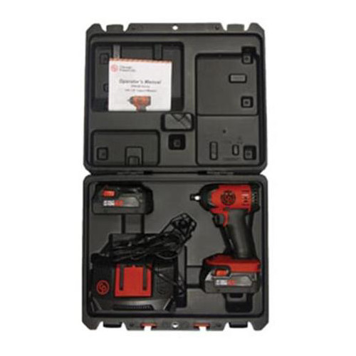 Chicago Pneumatic 8828K 20V 3/8 in. Impact Wrench Kit