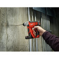 Factory Reconditioned Milwaukee 2412-80 M12 Lithium-Ion 1/2 in. SDS-Plus Rotary Hammer Kit (Tool Only) image number 3