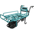 Makita XUC01X2 18V X2 LXT Brushless Cordless Power-Assisted Flat Dolly, (Bare Tool)
