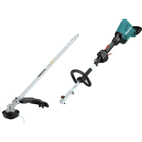 Makita XUX01ZM5 18V X2 LXT Lithium-Ion Brushless Cordless Couple Shaft Power Head with String Trimmer Attachment (Tool Only) image number 0