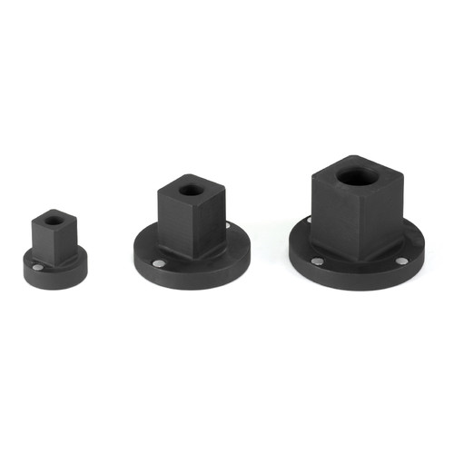 Grey Pneumatic 103RA 3-Piece Drive Reducing Adapter Set image number 0