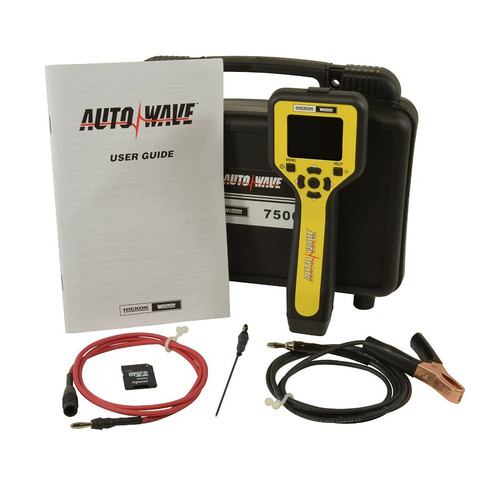 Waekon Industries 75000 Auto Wave Automotive Voltage/Signal Waveform Viewer