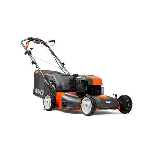 Husqvarna HU725AWD BBC 190cc Gas 22 in. AWD Self-Propelled 3-in-1 Lawn Mower (CARB)