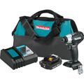 Factory Reconditioned Makita XDT15R1B-R 18V LXT 2 Ah Lithium-Ion Sub-Compact Brushless Cordless Impact Driver Kit image number 0