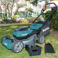 Makita XML08PT1 18V X2 (36V) LXT Lithium-Ion Brushless Cordless 21 in. Self-Propelled Commercial Lawn Mower Kit with 4 Batteries (5.0Ah) image number 13