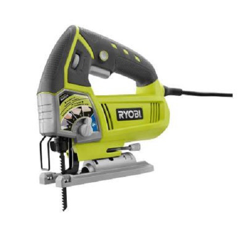 Factory Reconditioned Ryobi ZRJS481LG 4.8 Amp Variable-Speed Orbital Jigsaw