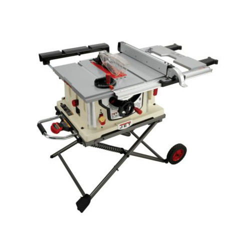 JET JBTS-10MJS B3NCH 10 in. Jobsite Table Saw with Stand