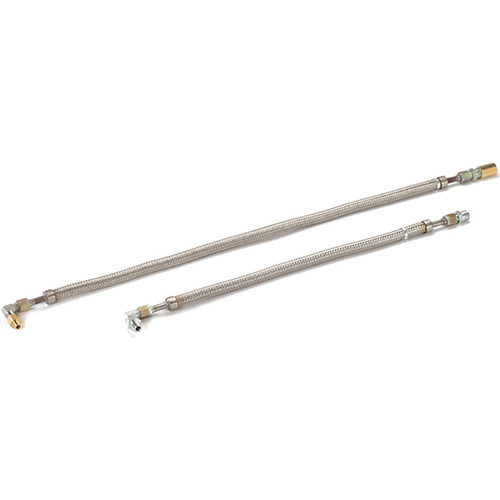 Generac 6516 Generac Protector Series Stainless Steel Fireproof Fuel Line for 48kW & 50kW image number 0